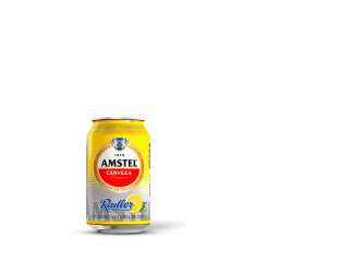Cerveza Amstel...