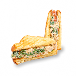 Menú Sandwich