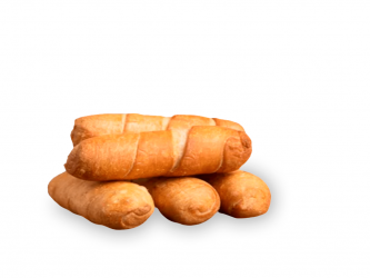 Tequeños masa maiz...