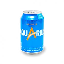 Aquairus Naranja